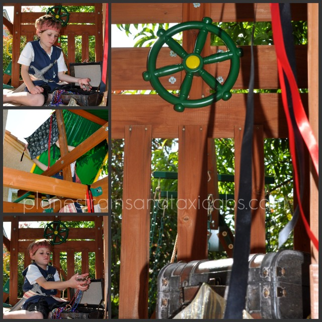 Gorilla Playsets Ships Wheel