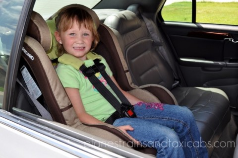 Recaro Pro-Ride Child Car Seat - Simple Sojourns