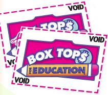 Saving Box Tops for our Grandchildren's Schools