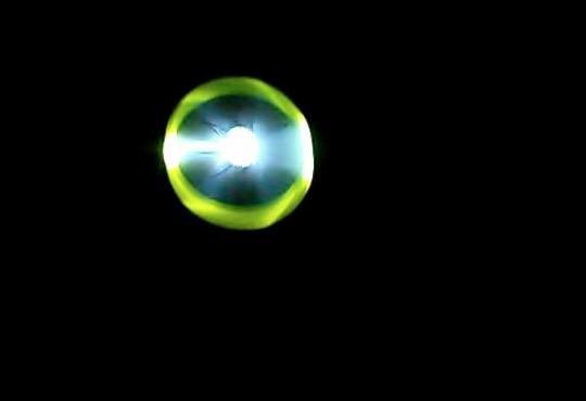 Aerobie Skylighter Lighted Disc