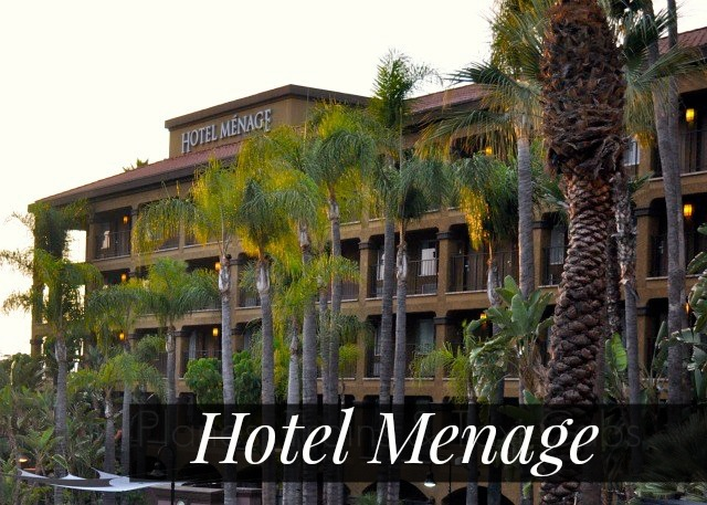 Hotel Menage Suites – Anaheim, California