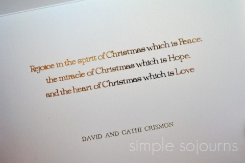 The Gallery Collection Christmas Cards.The Gallery Collection Greeting Cards Simple Sojourns