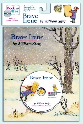 Brave Irene – Children's Book with CD