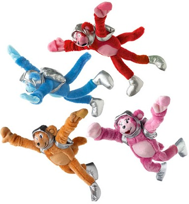 HearthSong Flying Space Monkeys – Review & Giveaway