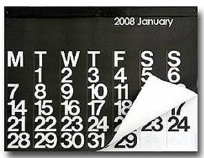Our Stendig Calendar