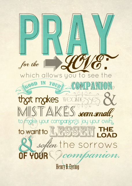 Sunday Thoughts – Love