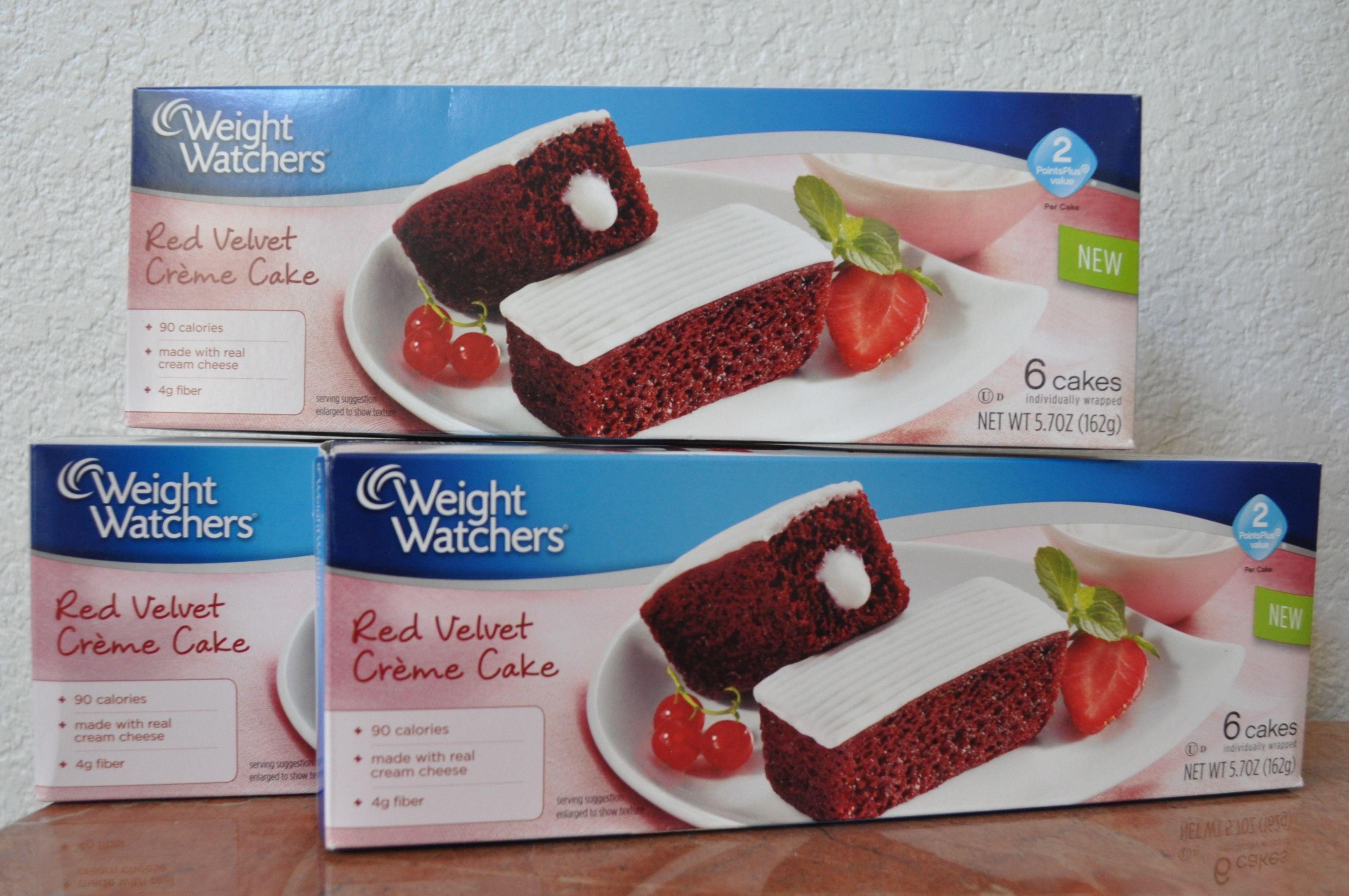Weight Watchers Sweet Baked Goods