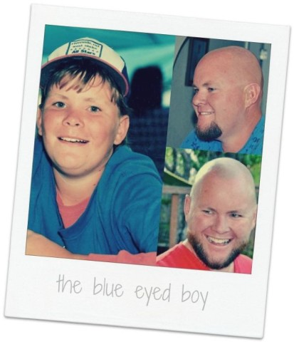 blue eyed boy | Simple Sojourns