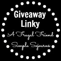 Tuesday Giveaway Linky