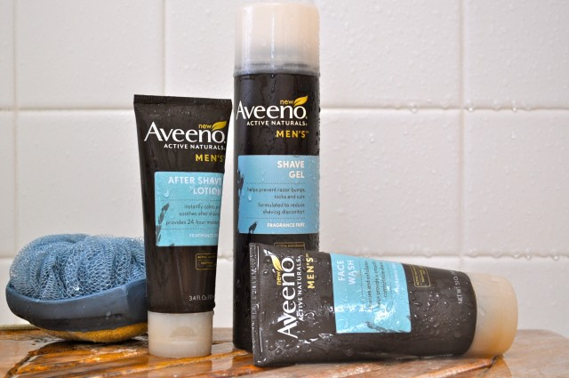 Aveeno Mens - New Active Naturals Collection - Simple Sojourns