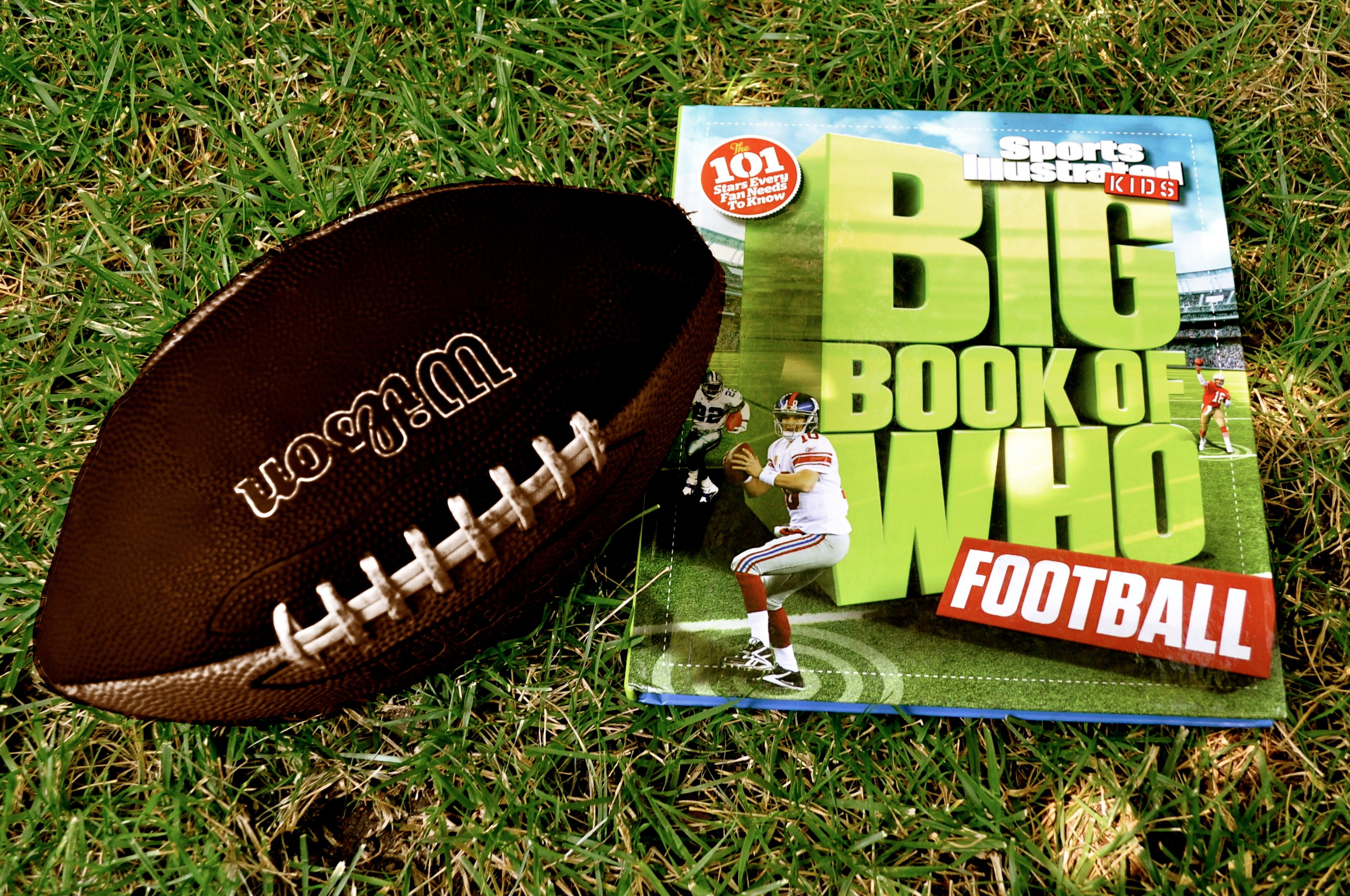 Sports Illustrated Kids – Big Book of Who – Football