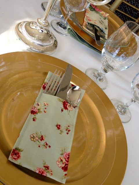 Silverware Pocket Tutorial Simple Sojourns