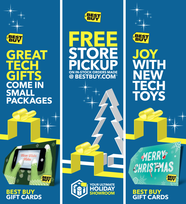 Best Buy for the Holidays – 15% Off  Coupon #bbyHoliday13