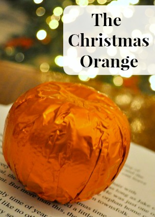The Christmas Orange - Simple Sojourns