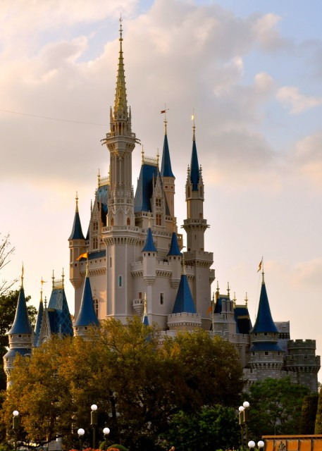 Cinderella's Castle - Simple Sojourns