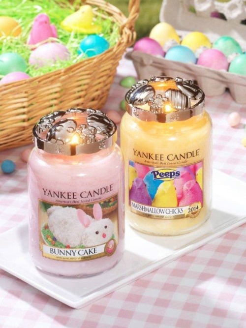Yankee Candle Easter Fragrances