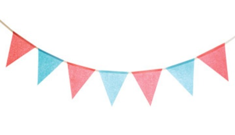 Create an Eco-Friendly Party Banner