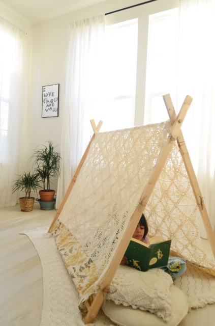 Make Your Own Frame Tent