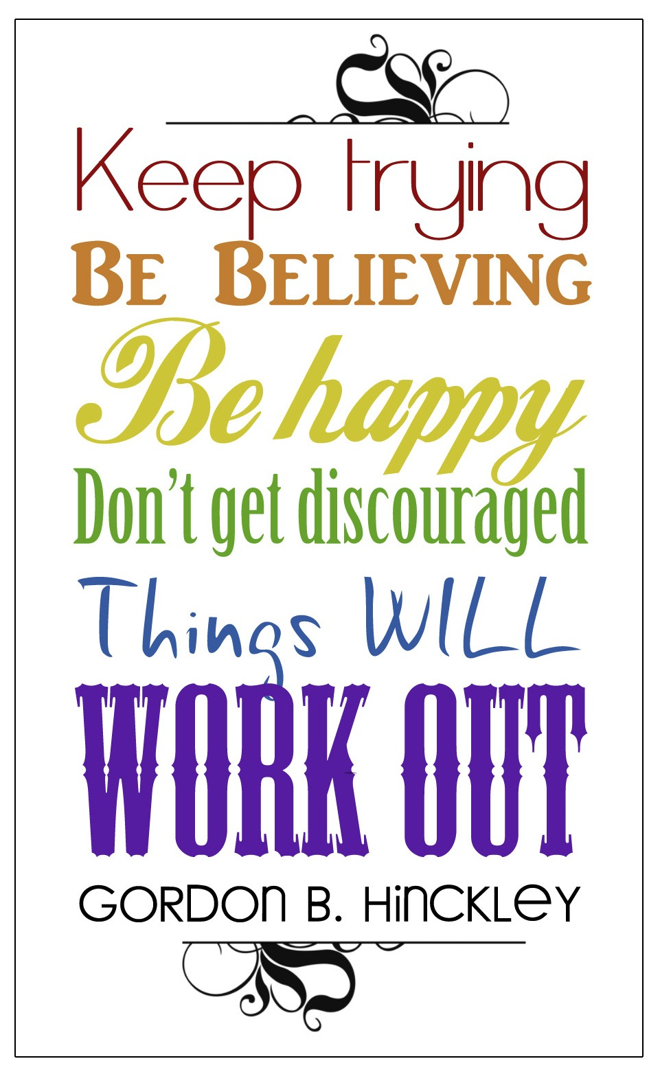 Gordon B Hinckley Quotes Quotes Archives  Page 8 Of 11  Simple Sojourns