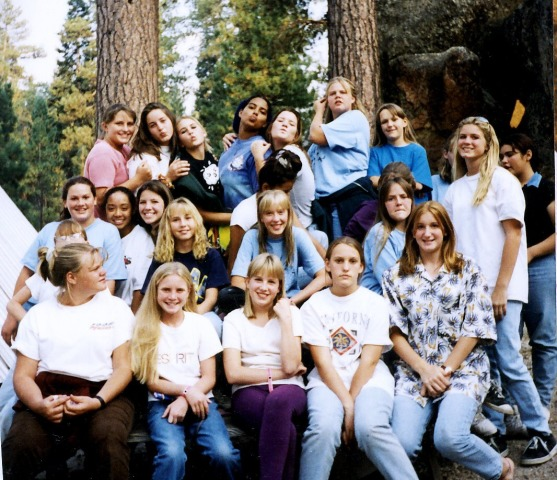 LDS Girl's Camp 1996 - Simple Sojourns