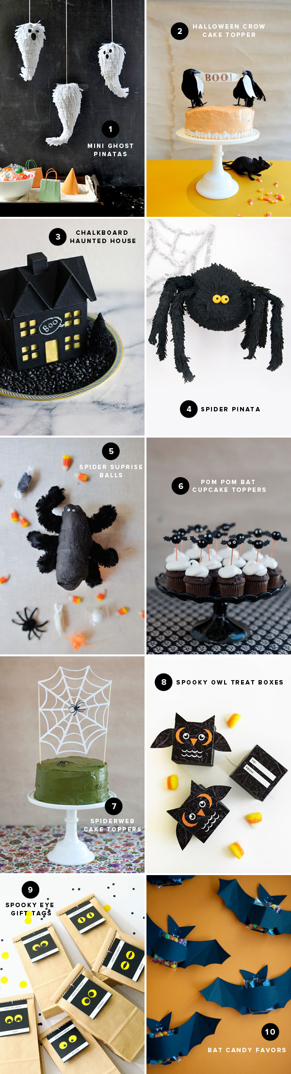 10 Halloween DIY Ideas