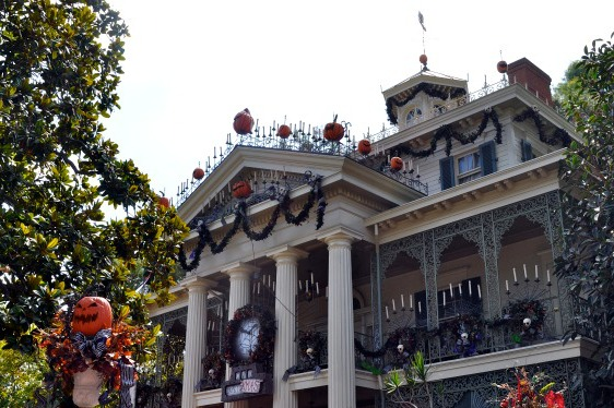 Disneyland at Halloween - Simple Sojourns