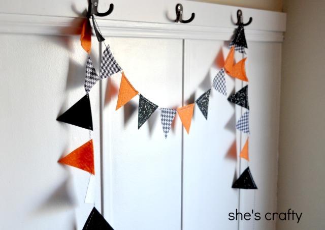 Easy Halloween Banners