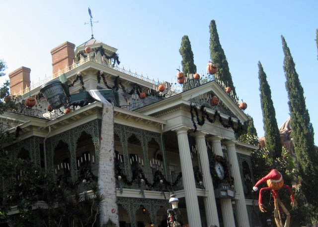 Halloween Time Disneyland - Simple Sojourns