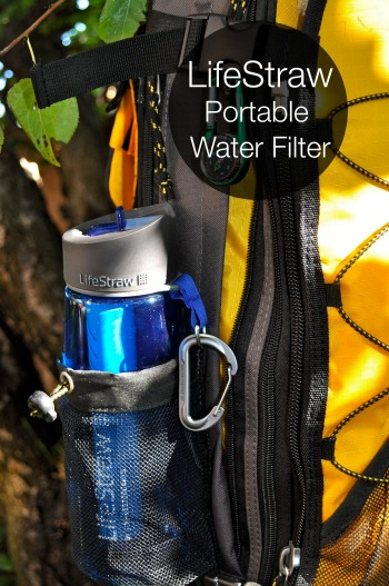 LifeStraw Go Portable Water Filter - Simple Sojourns
