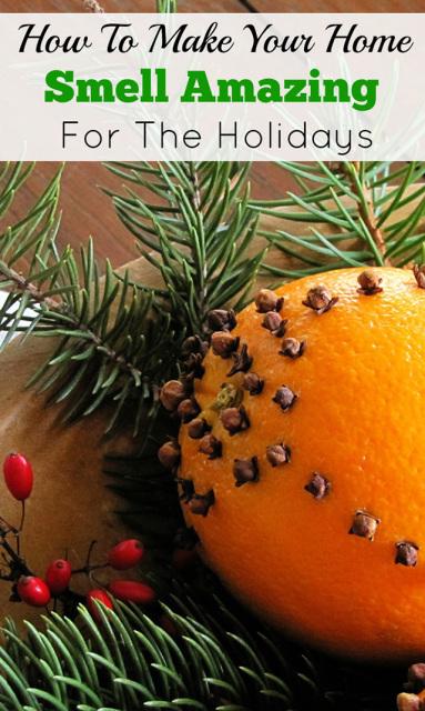 Cloved Oranges