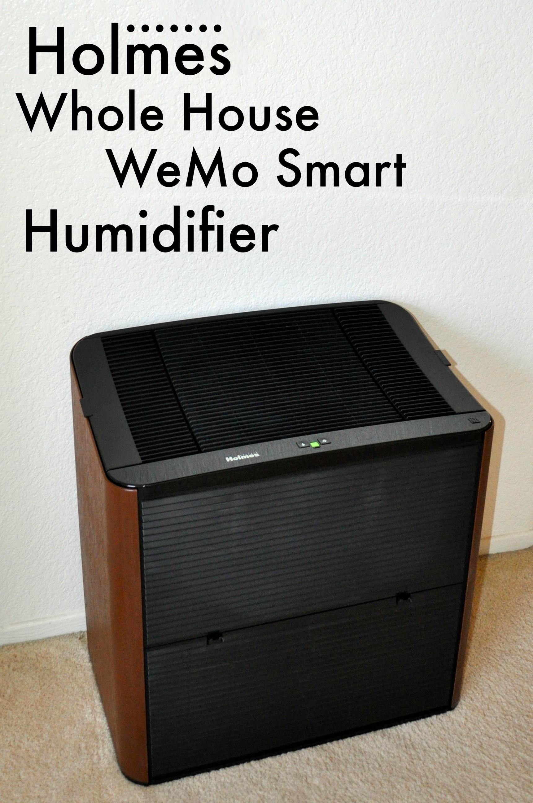 how to set humidifier in winter