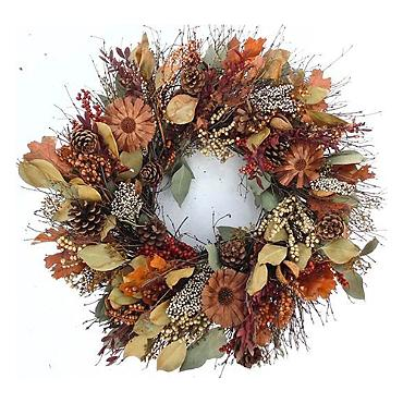 Rustic Elegance Wreath