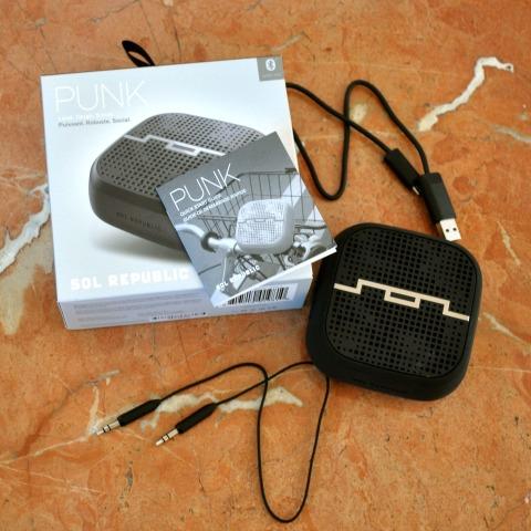 Sol Republic Punk Wireless Speaker | Simple Sojourns