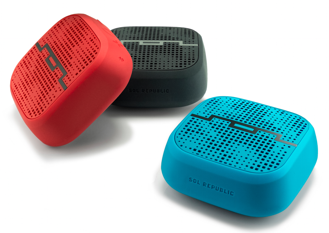 Sol Republic Punk Wireless Speaker – Giveaway!