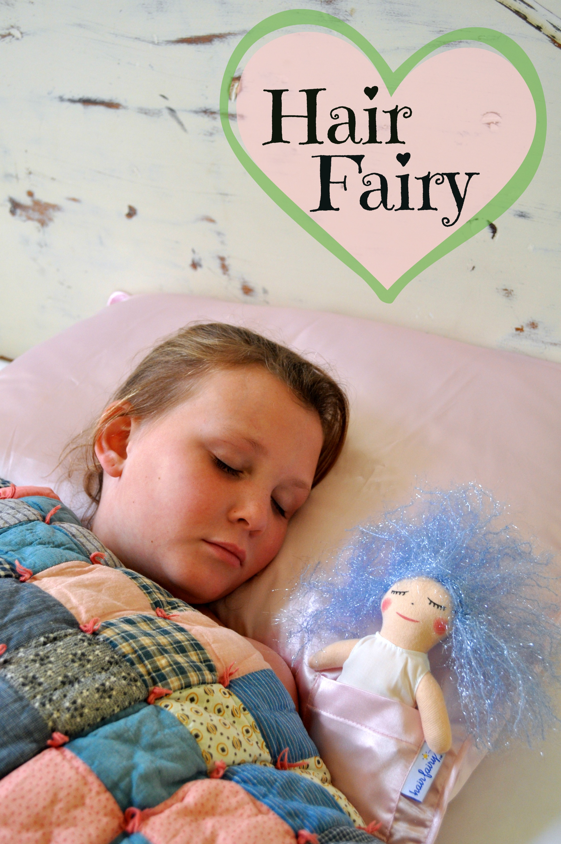 Hair Fairy Satin Pillowcases – Giveaway!