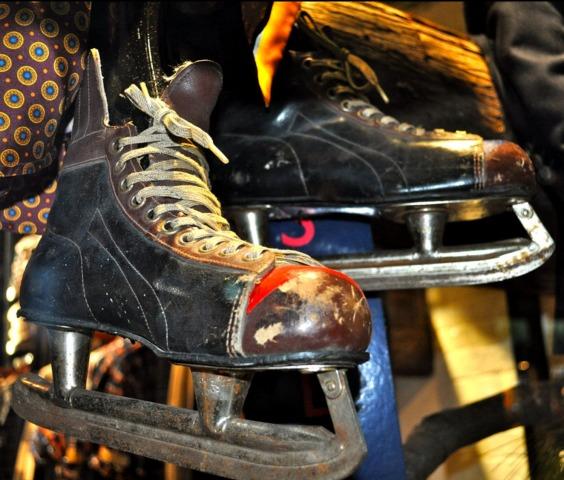London Vintage Ice Skates - Simple Sojourns