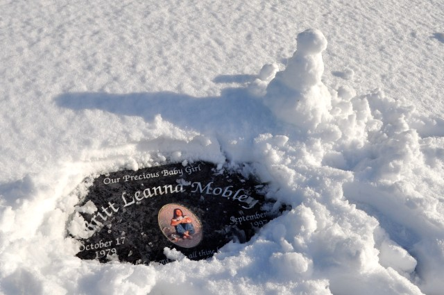 Britt's snowman - Simple Sojourns