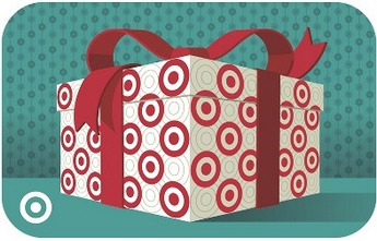 Target Gift Card Wrapped