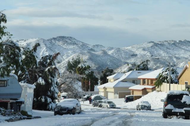 Wildomar Snow - Simple Sojourns