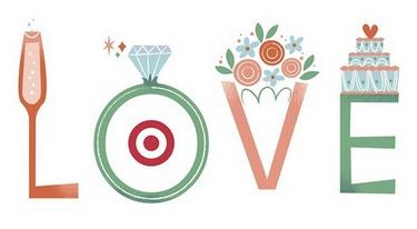 LOVE Target Gift Card