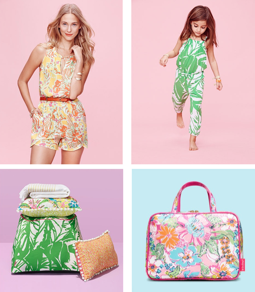 Lilly Pulitzer for Target Images