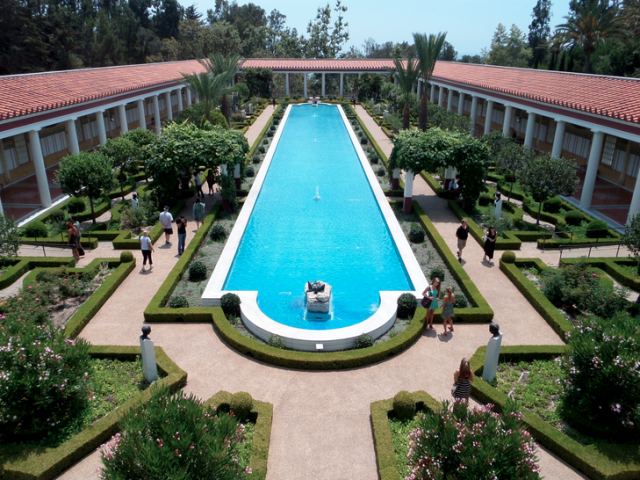 Getty Villa - Simple Sojourns
