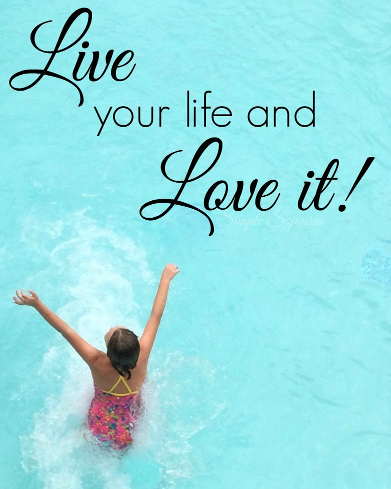 Live Your Life and Love It