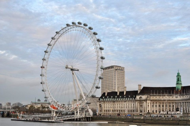 The London Eye - Simple Sojourns