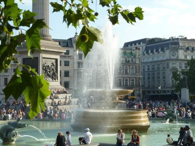 Trafalgar Square London - Simple Sojourns