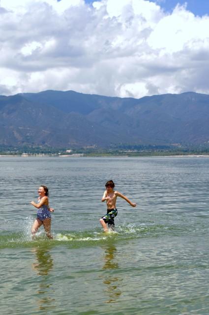 Lake Elsinore California - Simple Sojourns