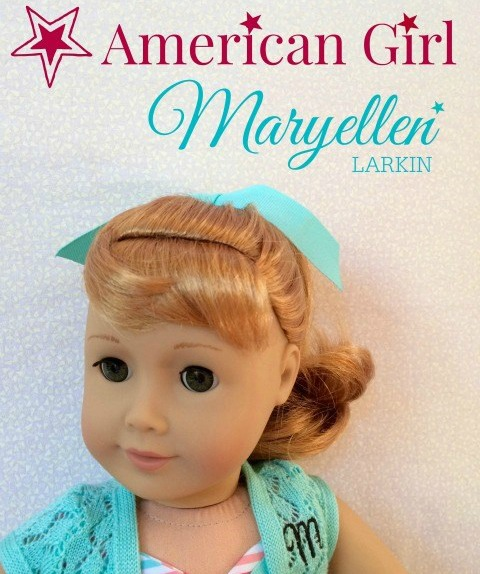 American Girl Maryellen Larkin Doll