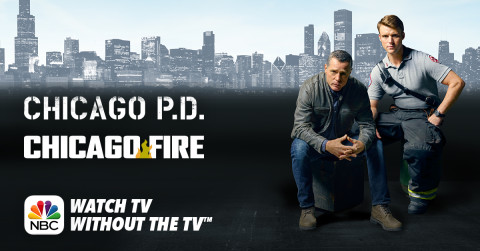 NBC - Chicago Fire and PD