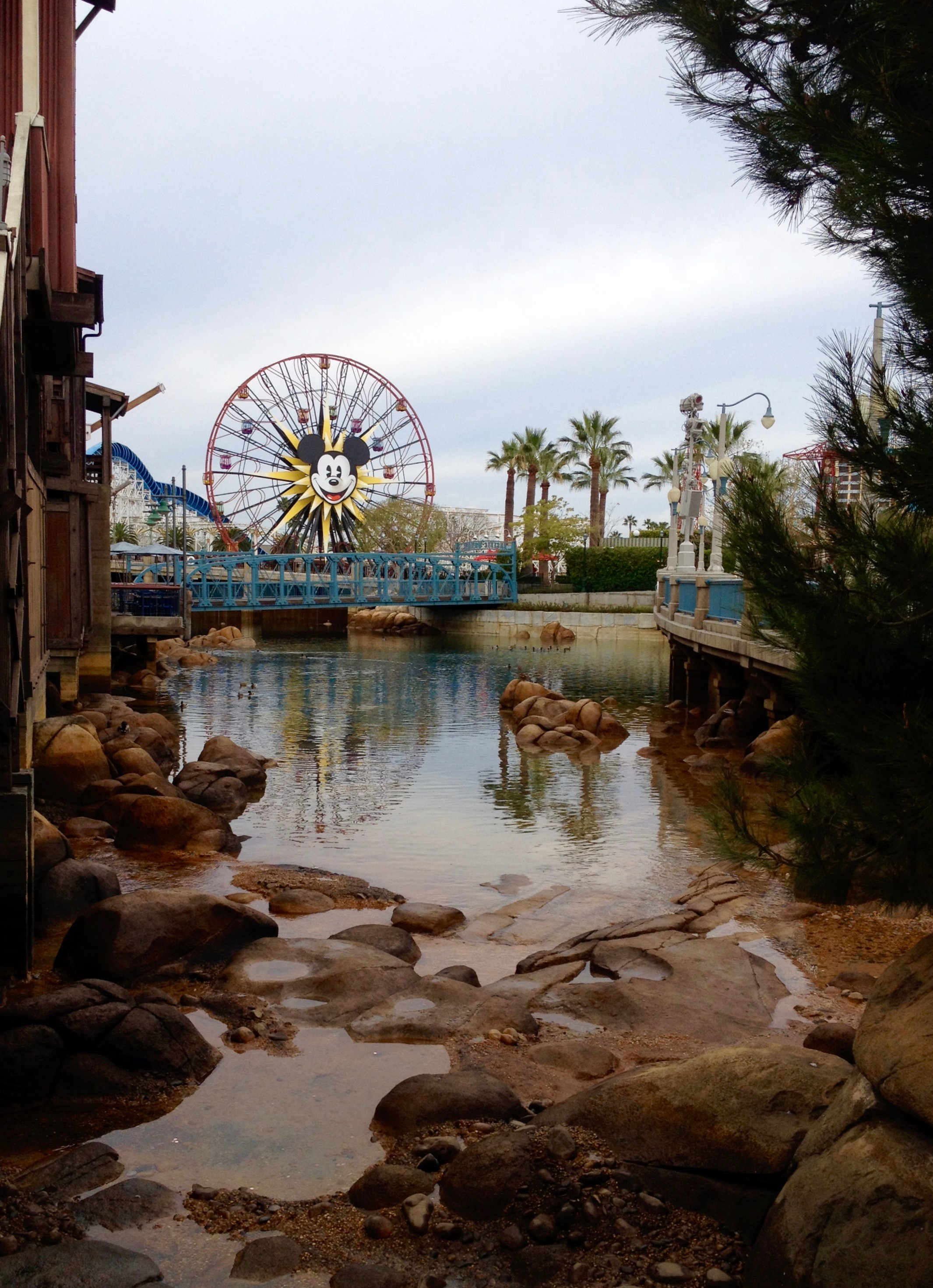 Disney California Adventure Park Paradise Pier