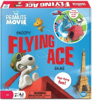 Snoopy-Flying-Ace-Game